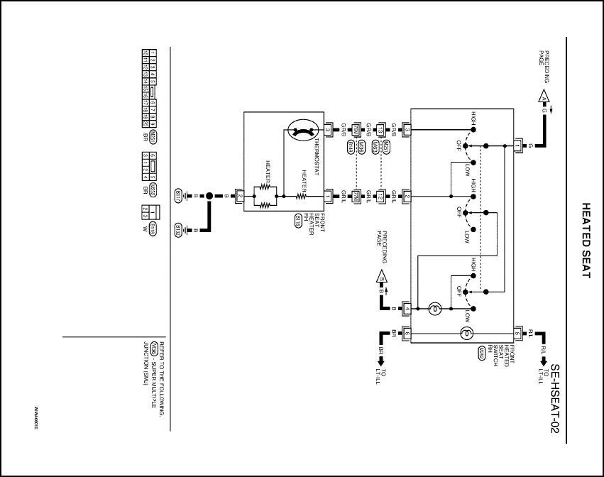 Power Seat Wiring Diagram Nissan Titan Forum