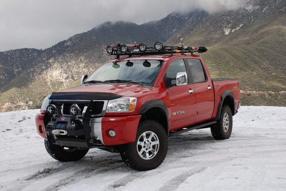 Light bar nissan titan forum mozeypictures Image collections
