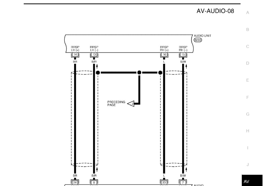 need help figuering out this wiring diagram for stock radio click image for larger version pre jpg views 367 size