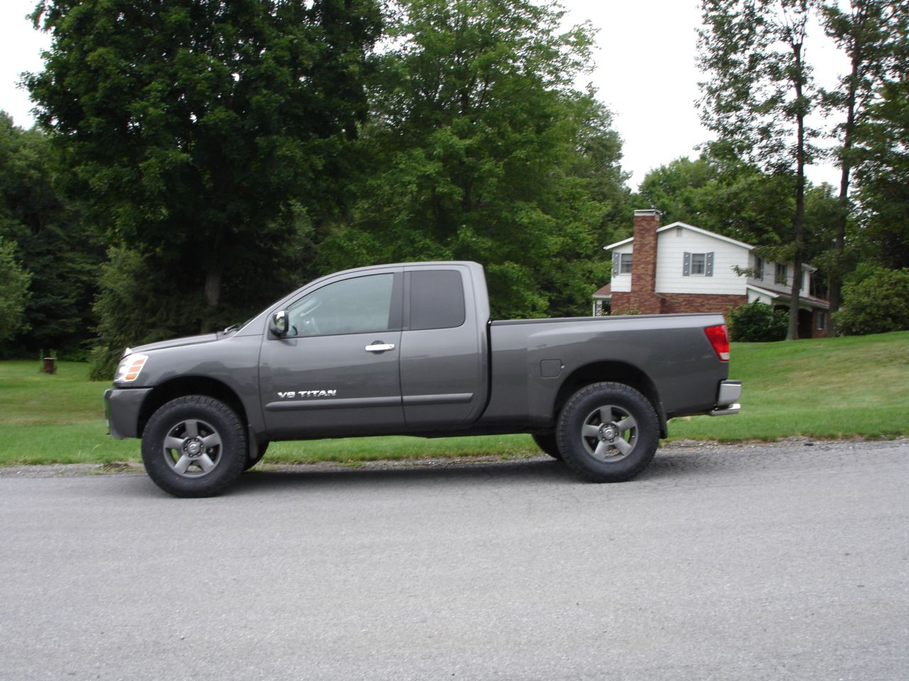 nissan titan forum view single post burtman industries lift and leveling kits special pricing. Black Bedroom Furniture Sets. Home Design Ideas