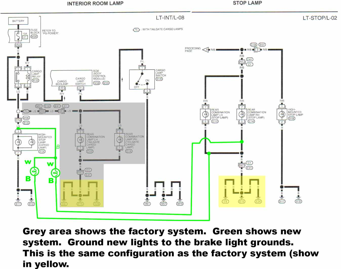 Replacing Cargo Light Switch Nissan Titan Forum Wiring A Lamp And My Understanding Of The For Is Here Https Clubtitanorg Forums Att6d1188953624