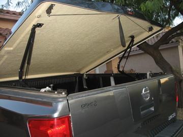 Snugtop Snuglift Hard Tonneau Cover For Sale Nissan Titan Forum